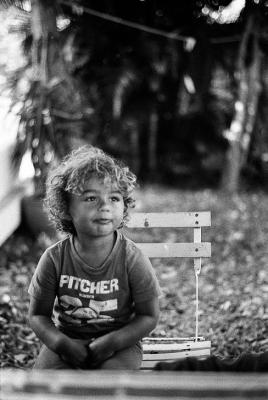 Le Môme - Ile de la Réunion - Août 2015